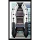 Надувная лодка ПВХ Ривьера 3400СК