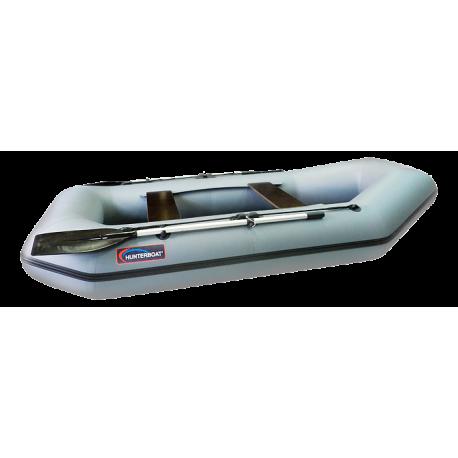 Надувная лодка ПВХ Hunterboat 280Л