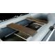 Надувная лодка ПВХ Hunterboat 290 ЛК