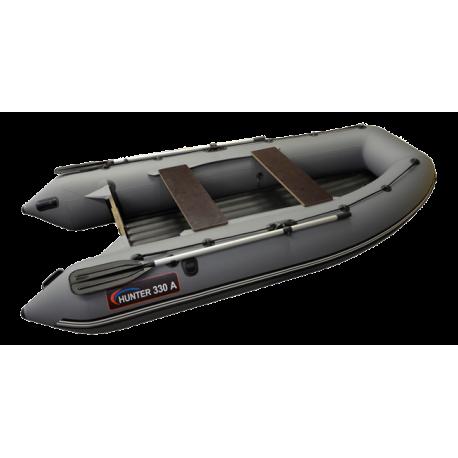 Надувная лодка ПВХ Hunterboat 330 A