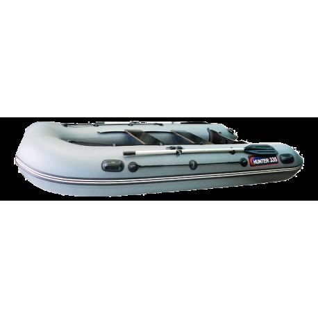 Надувная лодка ПВХ Hunterboat 335