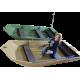 Разборная весельная лодка Эра 3.5.0.