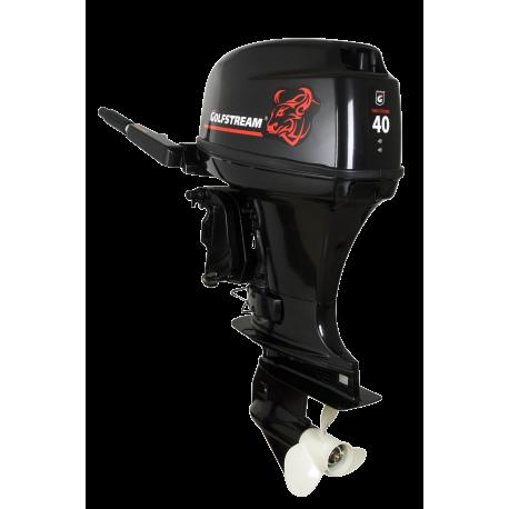 Двухтактный лодочный мотор Golfstream T 40 BWS