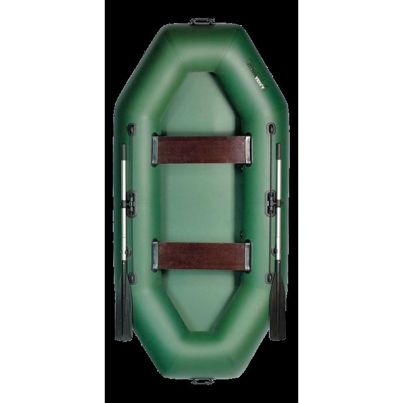 видео обзор лодки аква оптима 260