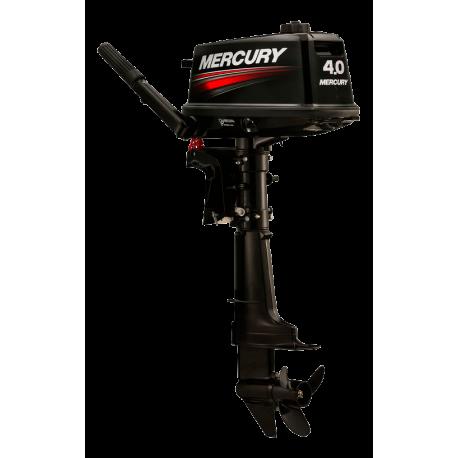 Двухтактный лодочный мотор MERCURY 4M