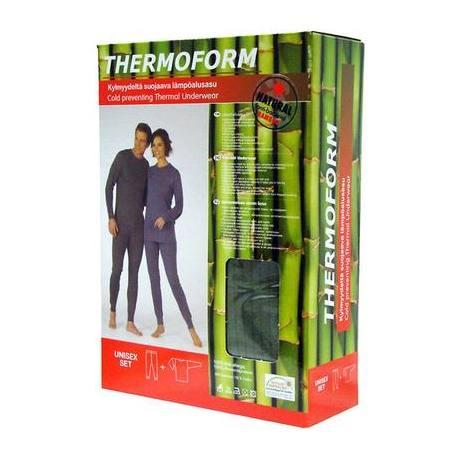 Термобелье унисекс (50% бамбуковая нить+50% хлопок).