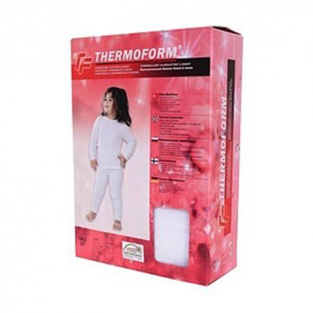 Термобелье детское для девочек (50% хлопок + 50% полиэстер)