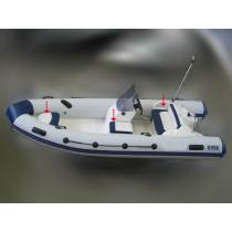 Лодка РИБ (RIB) Буревестник Б-390