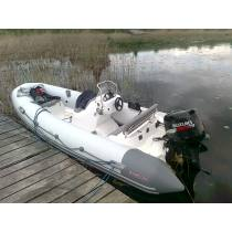 Лодка РИБ (RIB) Буревестник B -450НL