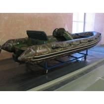 Лодка РИБ (RIB) Буревестник B -530