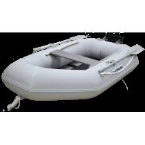 Надувная лодка ПВХ Golfstream Simple DD 250 с дном из фанерной слани