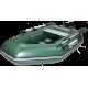 Надувная лодка ПВХ Golfstream Simple DD 200 с дном из фанерной слани
