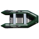 Надувная лодка ПВХ Golfstream Simple DD 300(T) с встроенным транцем