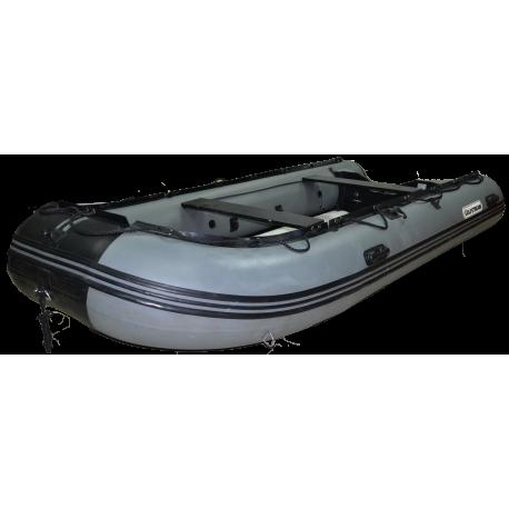 Лодка ПВХ Golfstream Master Light MS385 с дном низкого давления