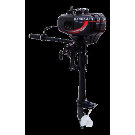 Двухтактный лодочный мотор HANGKAI M2.0 HP