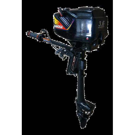 Двухтактный лодочный мотор HANGKAI M3.6 HP