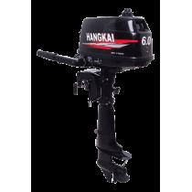 Двухтактный лодочный мотор HANGKAI 6.0 HP