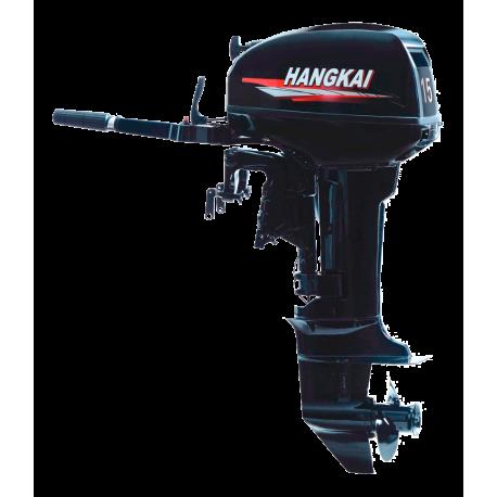 Двухтактный лодочный мотор HANGKAI M15 HP
