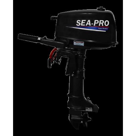 Двухтактный лодочный мотор SEA-PRO T 4S