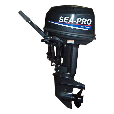 Двухтактный лодочный мотор SEA-PRO T 25S