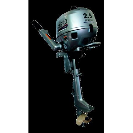 Четырёхтактный лодочный мотор SEA-PRO F 2.5S