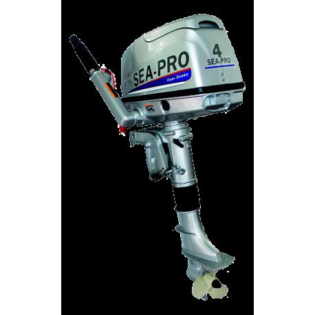Четырёхтактный лодочный мотор SEA-PRO F 4S