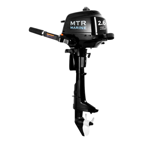 Четырёхтактный лодочный мотор MTR F2.6BMS