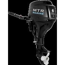 Четырёхтактный лодочный мотор MTR F6ABMS