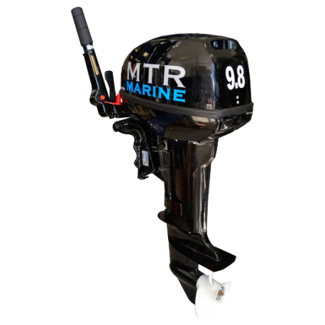 Четырёхтактный лодочный мотор MTR F9.8BMS