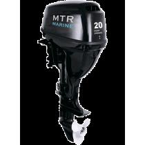 Четырёхтактный лодочный мотор MTR F20FWS