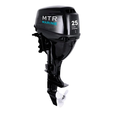 Четырёхтактный лодочный мотор MTR F25FWS