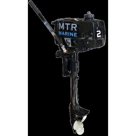 Двухтактный лодочный мотор MTR Marine T2CBMS