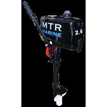 Двухтактный лодочный мотор MTR Marine T2.6CBMS