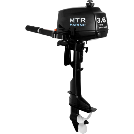 Двухтактный лодочный мотор MTR Marine T3.6CBMS