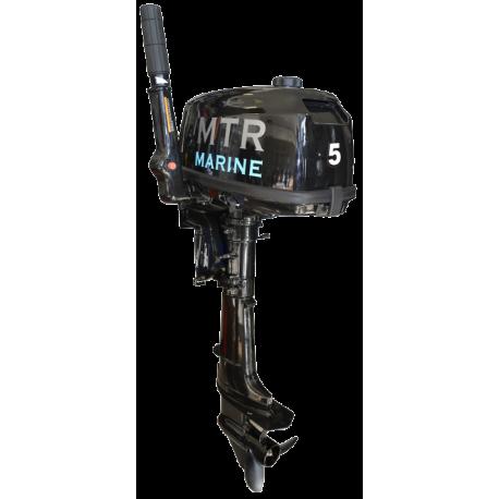 Двухтактный лодочный мотор MTR Marine T5BMS