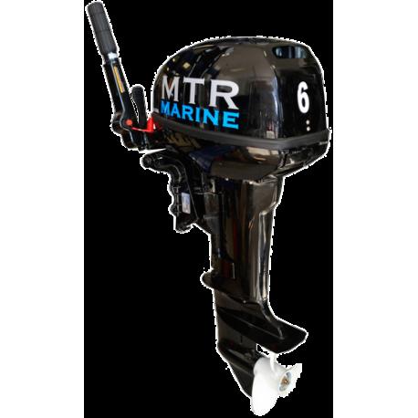 Двухтактный лодочный мотор MTR Marine T6BMS