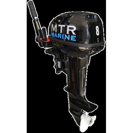 Двухтактный лодочный мотор MTR Marine T8BMS