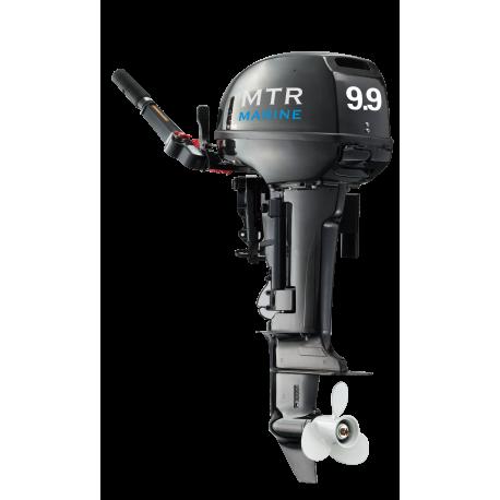Двухтактный лодочный мотор MTR Marine T9.9BMS