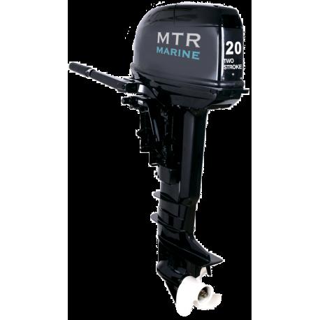 Двухтактный лодочный мотор MTR Marine T20BMS