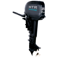 Двухтактный лодочный мотор MTR Marine T25BMS