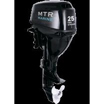 Двухтактный лодочный мотор MTR Marine T25FWS
