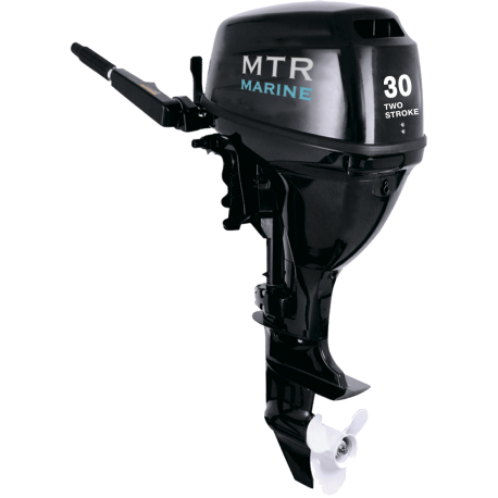 Двухтактный лодочный мотор MTR Marine T30A BMS