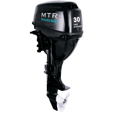 Двухтактный лодочный мотор MTR Marine T30A FWL