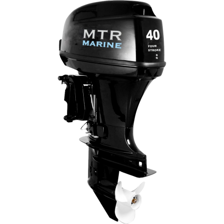 Двухтактный лодочный мотор MTR Marine T40FWS