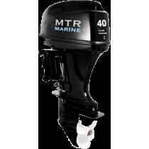Двухтактный лодочный мотор MTR Marine T40FWL