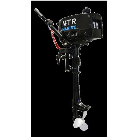 Двухтактный лодочный мотор MTR Marine T2BMS Light