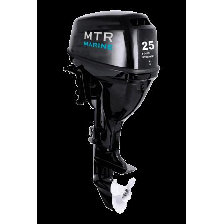 Четырёхтактный подвесной лодочный мотор MTR F25FWL