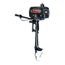 Двухтактный подвесной лодочный мотор Zongshen T3BMS