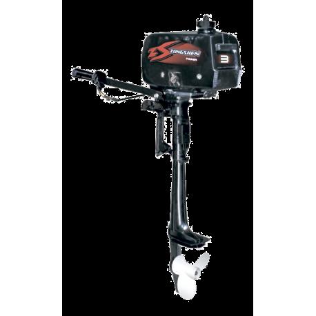 маломощные подвесные лодочные моторы