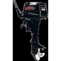 Двухтактный подвесной лодочный мотор Zongshen T9.9BMS